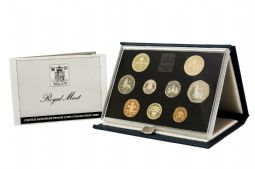 1989 Proof Set for sale - English Coin Company